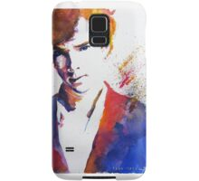 Sherlock - Splash of Colour Samsung Galaxy Case/Skin