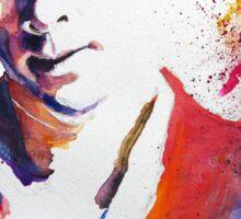 Sherlock - Splash of Colour Sticker