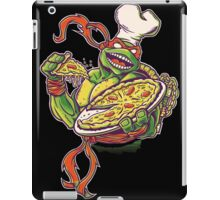 TURTLE PIZZA iPad Case/Skin