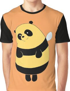 Honey Bear Graphic T-Shirt
