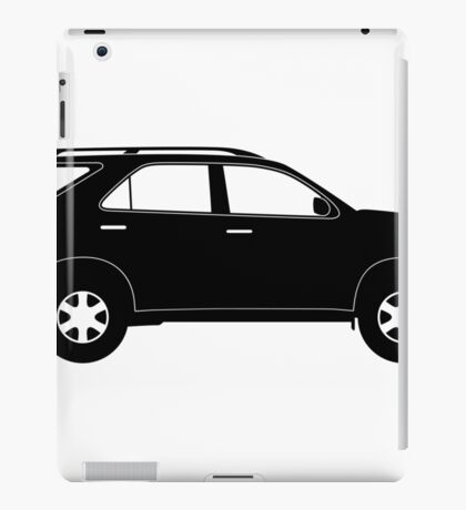 Sports Utility Vehicle SUV iPad Case/Skin