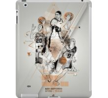 SPURS tribute - Parker Ginobili Duncan iPad Case/Skin