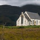 Abandoned Church by Marylou Badeaux