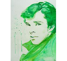 Emerald - Sherlock Photographic Print