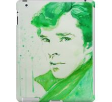 Emerald - Sherlock iPad Case/Skin