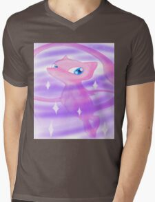 Pokemon! - Mew! Mens V-Neck T-Shirt