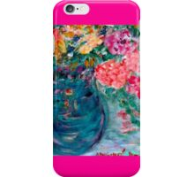Romance Flowers Designer Decor & Gifts iPhone Case/Skin