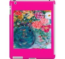 Romance Flowers Designer Decor & Gifts iPad Case/Skin