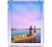 Ipad: Canoe Maracaibo Fishers iPad Case/Skin