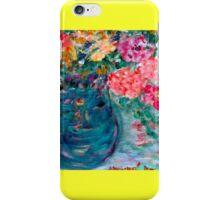 Romance Flowers Designer Art Decor & Gifts - Yellow iPhone Case/Skin