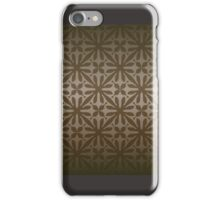 Ornament background iPhone Case/Skin
