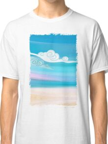 Sea and Clouds Classic T-Shirt