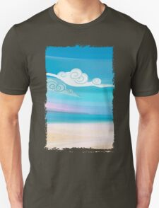 Sea and Clouds Unisex T-Shirt