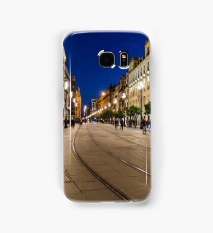 Spanish nights Samsung Galaxy Case/Skin