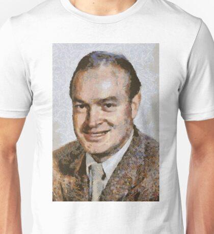Bob Hope, Vintage Comedian Unisex T-Shirt