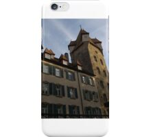 Unterbuerg Castle - Nuremberg iPhone Case/Skin
