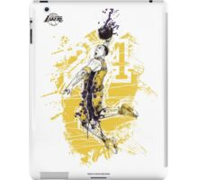 Kobe Bryant tribute iPad Case/Skin