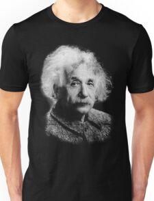 Albert Einstein Portrait Vintage Graphic Unisex T-Shirt