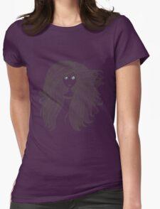 Girl with long beautiful hair T-Shirt