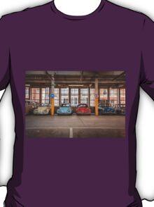 VW Beetle Bus Camper Classics T-Shirt