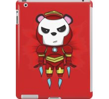 Iron Panda iPad Case/Skin