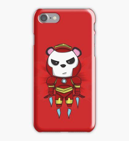 Iron Panda iPhone Case/Skin