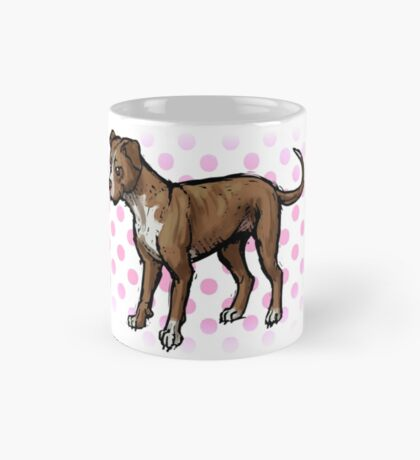 Pinky Bully Breed Mug