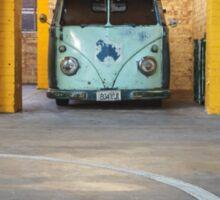 VW Beetle Bus Camper Classics 3 Sticker