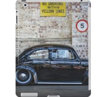 VW Beetle Bus Camper Classics 4 iPad Case/Skin