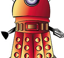 Dalek by midnight-tardis