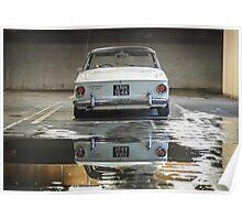 VW Beetle Bus Camper Classics 5 Poster
