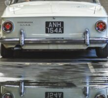 VW Beetle Bus Camper Classics 5 Sticker