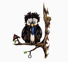 Crazy Owl - Sherlock Holmes inspired Unisex T-Shirt