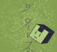 Noiz & Cube by Marco-p0lo