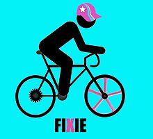 FIXIE by DolceandBanana