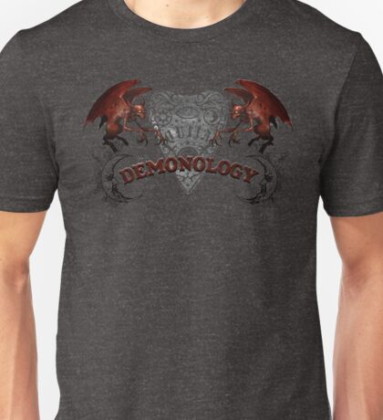 DEMONOLOGY Unisex T-Shirt