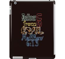 Deliver Us From Evil iPad Case/Skin