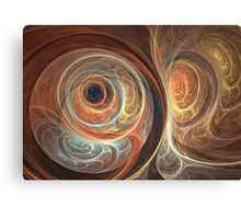 The sphere of unreality Canvas Print