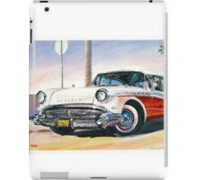 Buick iPad Case/Skin
