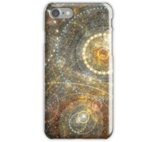 Dreamy orrery iPhone Case/Skin
