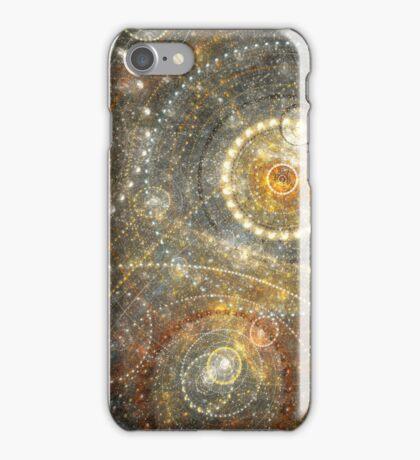 Dreamy orrery iPhone Case/Skin