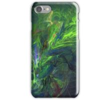 Green metamorphosis iPhone Case/Skin