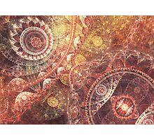 Geometric Nature Photographic Print