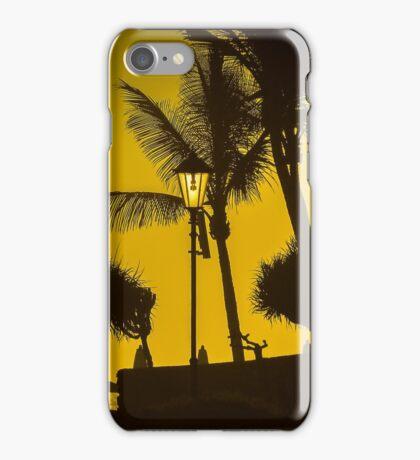 Lanzarote Silhouettes iPhone Case/Skin