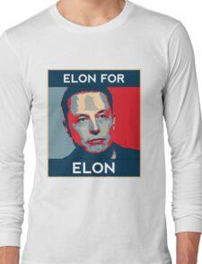 Elon for Elon Long Sleeve T-Shirt