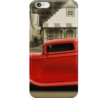 3 Window Coupe iPhone Case/Skin