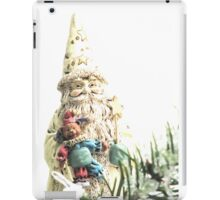 A Right Jolly Old Elf iPad Case/Skin