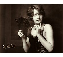 Ziegfeld Girls ... Barbara Stanwyck 1929 Photographic Print