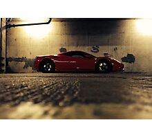 Ferrari 458 Speciale  Photographic Print