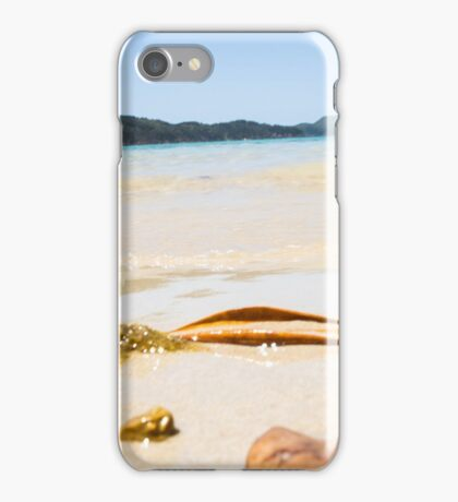 Oh To Be Washed Ashore iPhone Case/Skin